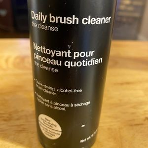 Sephora daily brush cleaner the cleanse